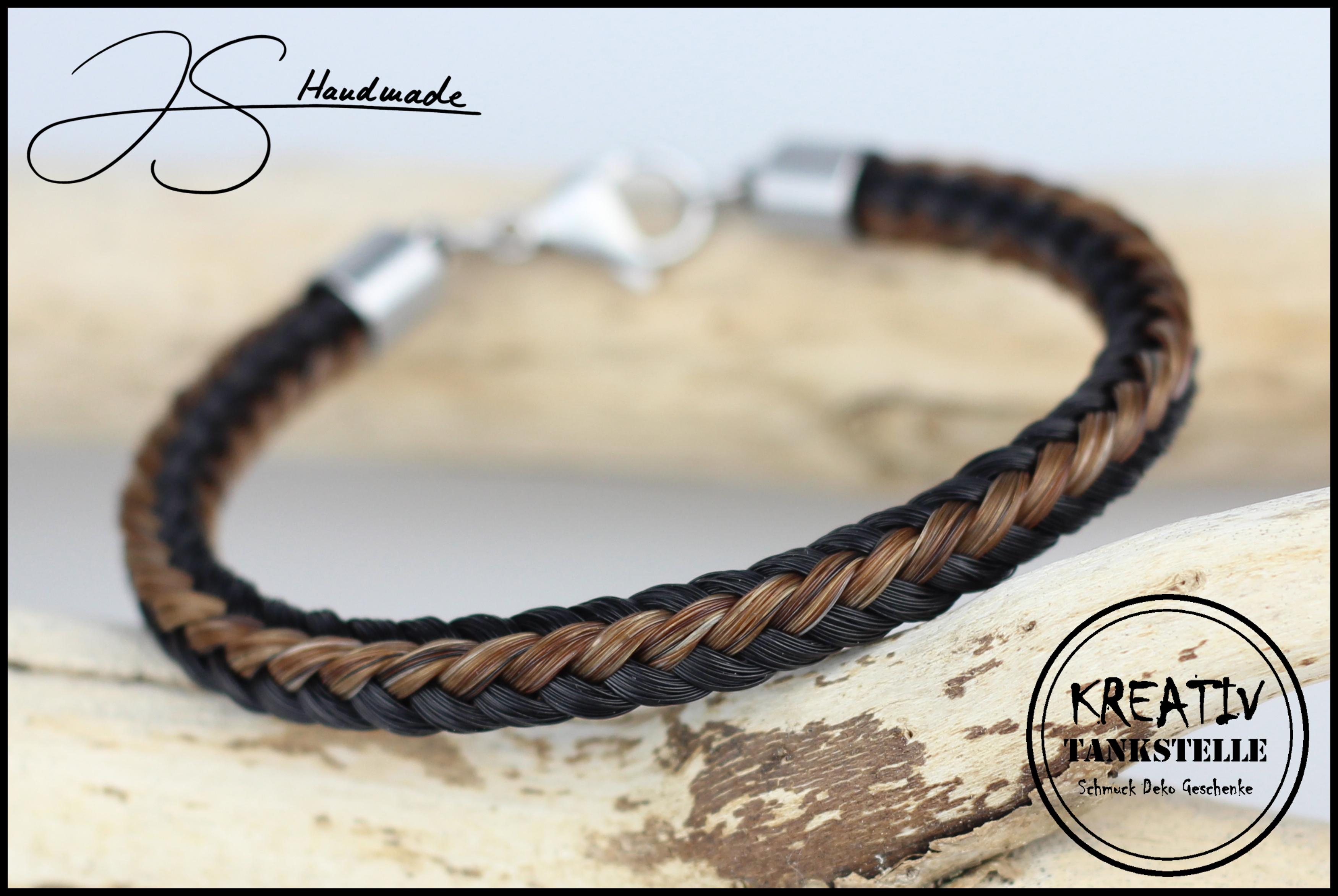 Armband aus Pferdehaar (4)