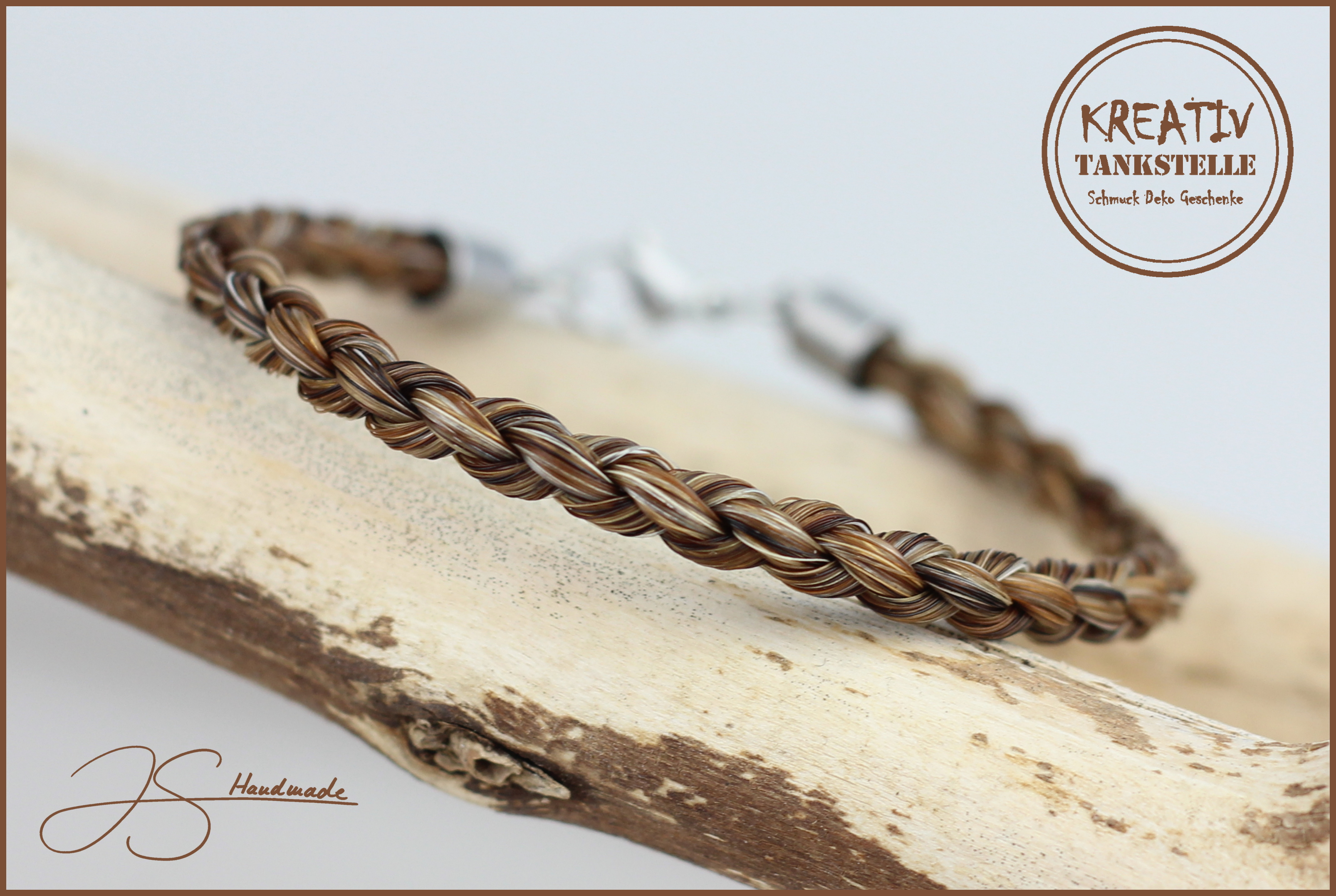 Armband aus Pferdehaar (5)
