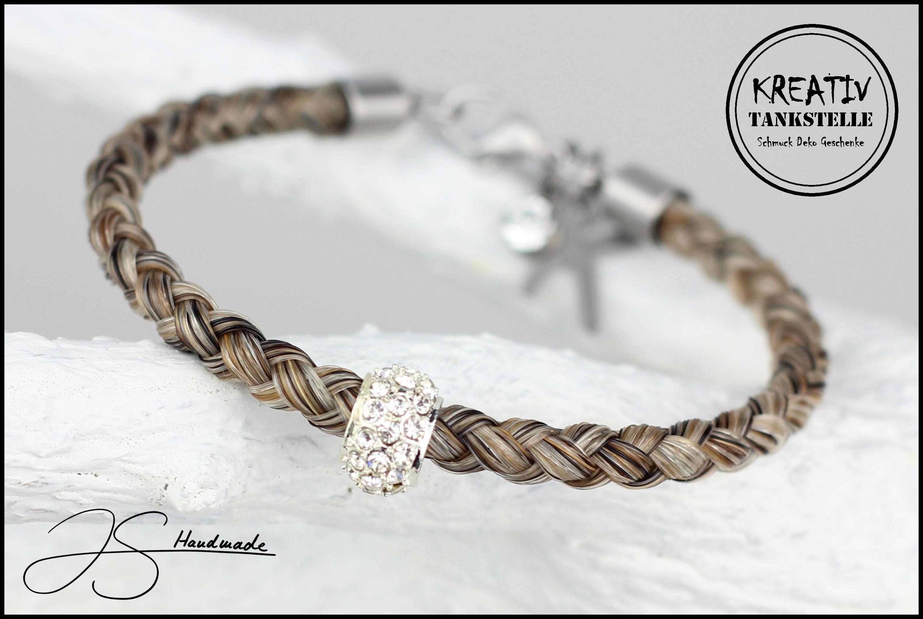 Armband aus Schweifhaar (6)
